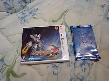 【新品3DS】メダロット7 クワガタ トレカカード付