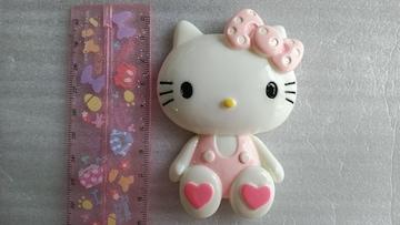☆BIGパーツ☆足裏ハートキティー☆