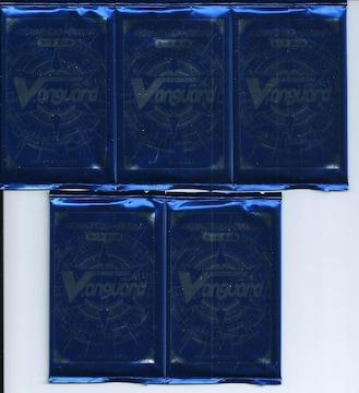 『ヴァンガード』ペヤングPRカード5パック+おまけ