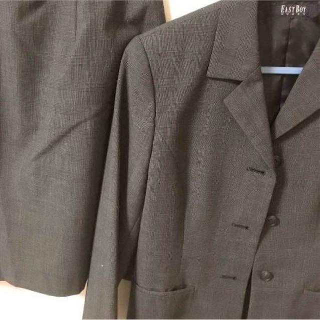 イーストボーイeastboy スーツ 上下 セットアップ < 女性ファッションの