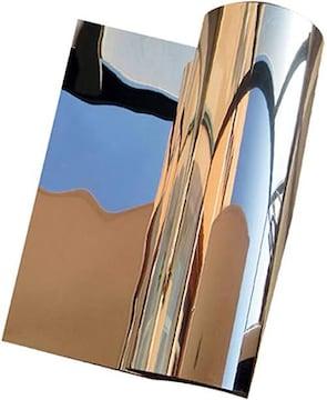 割れない鏡 貼る鏡 ミラー シール シート ウォール ステッカー