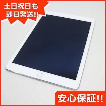 ●美品●docomo iPad Air 2 Cellular 128GB シルバー●