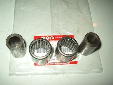 (41)GS550のスイングアームのベアリング