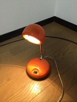 おしゃれライト 卓上 オレンジ インテリア小物