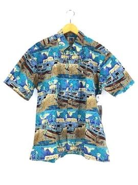KAHALA(カハラ)MADE IN HAWAII コットンアロハシャツアロハシャツ
