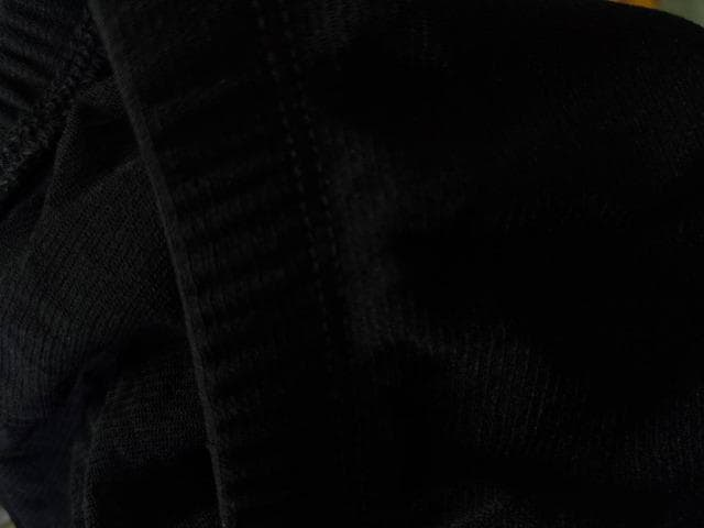 ショップチャンネル/マダムヒロコ/クシュクシュレース/レギンス/スパッツ/黒/涼しいです < 女性ファッションの