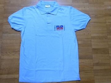 即決USA古着ロゴデザイン半袖ポロシャツ!アメカジ