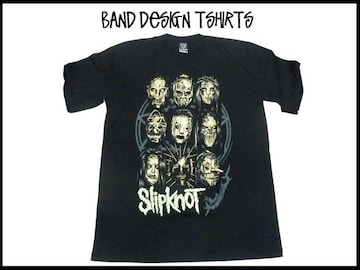 Slipknot スリップノット バンドデザインT-シャツ#32【M】