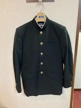 KANKO学生服 上下セット全国標準マーク付き 美品!160