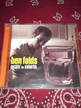 Ben folds/Rockin' the suburbs