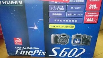 デジタルカメラFinepix-s602FUJIFILM美品!