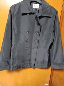 �H 黒のジャケット