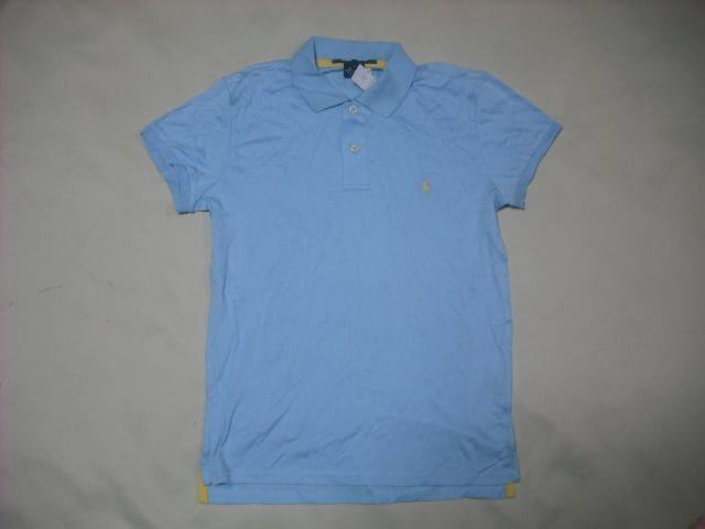 wr367 女 RALPH LAUREN ラルフローレン 半袖ポロシャツ Mサイズ  < ブランドの