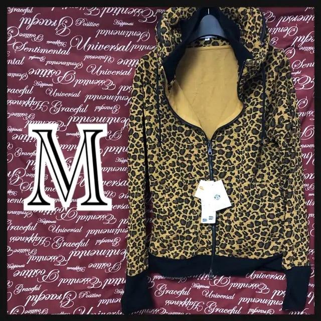 M・ボリュームネックスウェットジャケット・WZIP新品/MCU612-004  < 男性ファッションの