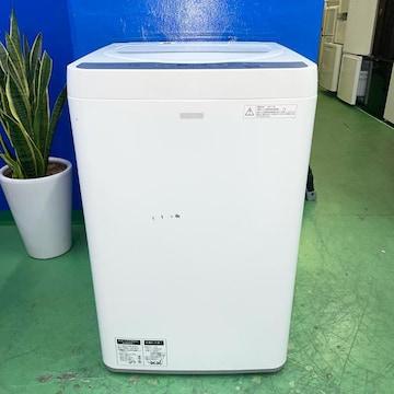 ◆SHARP◆全自動洗濯機 2017年 5.5kg 大阪市近郊配送無料