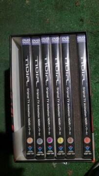 DVDソフト NOIR 初回限定BOX付き �@ �B〜�Fの6本セット
