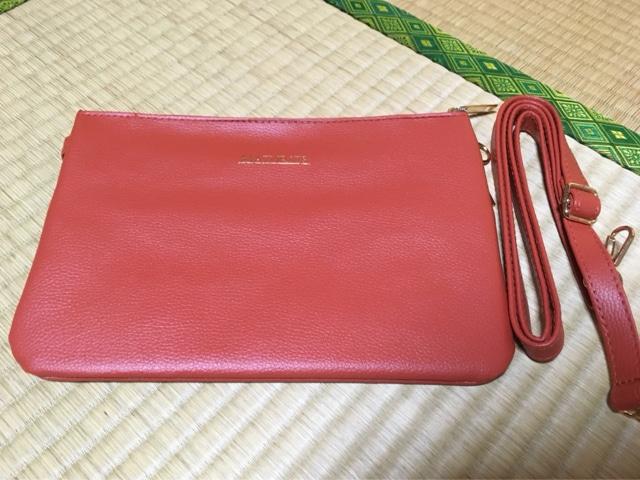 ☆非売品☆マチュリテ☆3ポケットで仕分ける収納美人バッグ☆ < 女性ファッションの