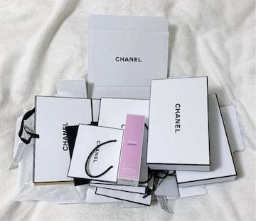 確実正規品CHANEL シャネル 紙袋 空箱セット ラッピングなど