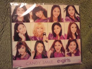 E-girls♪最新シングル♪一曲入りワンコインCD♪♪♪