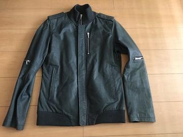 WD レザーライダースジャケット ルイス購入