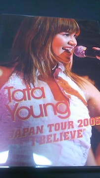Tata Young〜DVD〜ジャパンツアー2005〜送料込