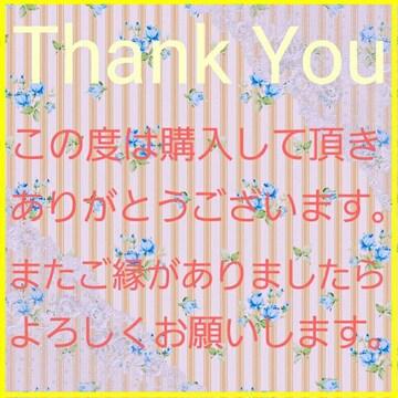 送料込み価格 Thank Youシール B-3    5シート