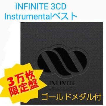 3CD INFINITE origin -Instrumental Best-