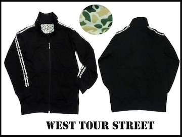 west tour street カモフラ セットアップ 3XL
