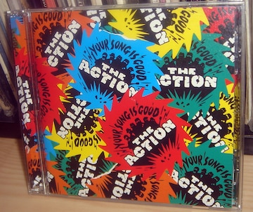 YOUR SONG IS GOOD ユアソングイズグッド - THE ACTION CD