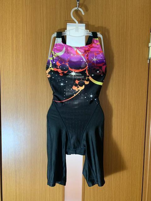 arena ティーンズ 練習用 競泳水着 スパッツタイプSS(5)  < 女性ファッションの