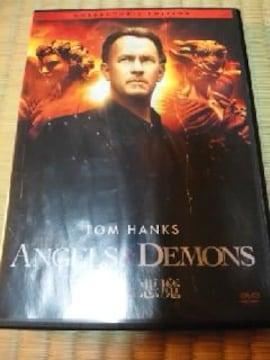 DVDソフト 天使と悪魔 コレクターズエディション