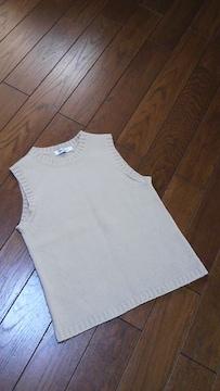 【新品即決】専門店◆HIRO KIKAKU◆上質woolニットベスト
