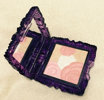 ANNA SUI★ローズ チーク カラー N★02