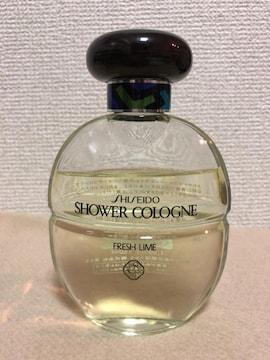 資生堂 シャワーコロン フレッシュライム 廃盤激レア香水 150ml