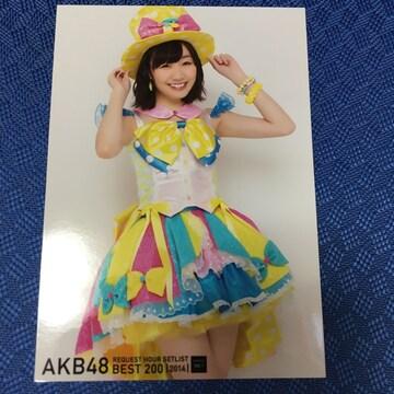 SKE48 須田亜香里 リクエストアワー2014 生写真 AKB48