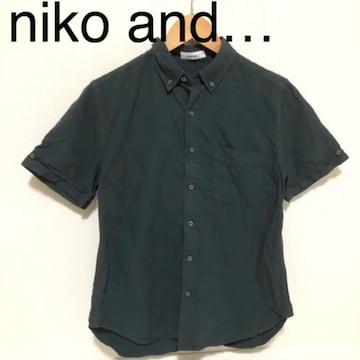 niko and… ブラウス シャツ
