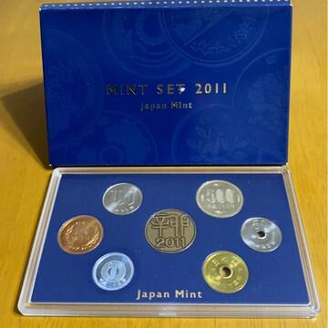 【特年】平成23年 2011 ミント貨幣セット送料込み