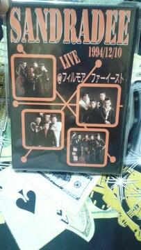 Sandradee/1994渋谷フィルモアファーイースト�鴇゙ャパロカビリーサンドラディクリームソーダ