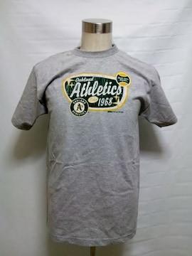 238XLオークランド アスレチックス Tシャツ MLB OAKLAND ATHLETI