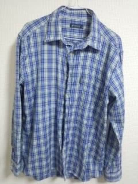 KANGOL チェックシャツ  < ブランドの