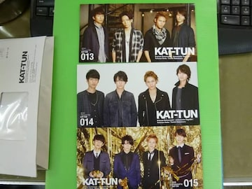 KAT-TUN FC 会報 No.13−14−15