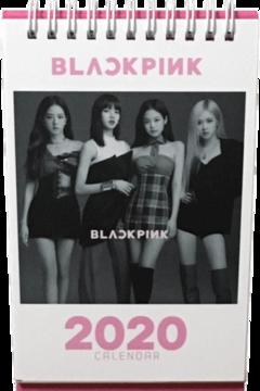 送料無料 BLACK PINK ブラックピンク 2020 卓上カレンダー N750