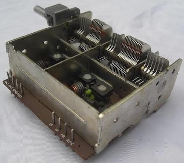 TRIO/FM/AMフロントエンド自作&部品取未使用2個1口0822
