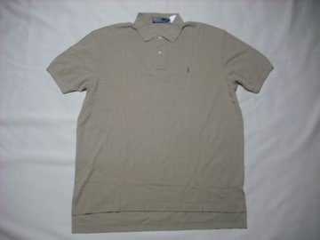 09 男 POLO RALPH LAUREN ラルフローレン 半袖ポロシャツ XL
