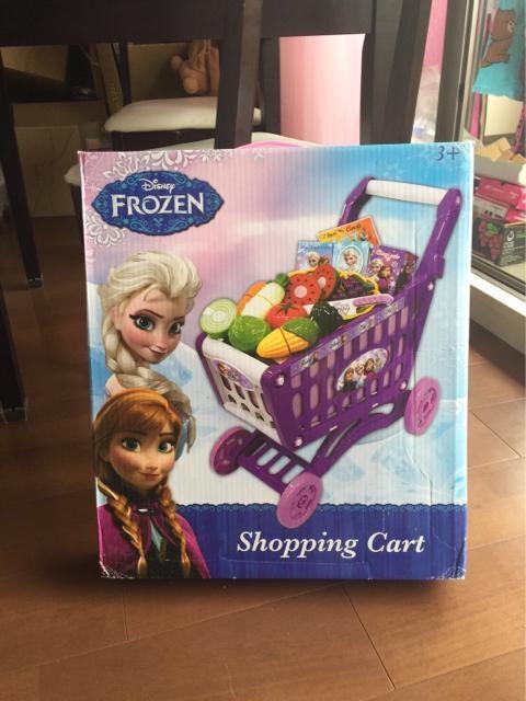 レア正規 ディズニー アナと雪の女王 ショッピングカート < アニメ/コミック/キャラクターの
