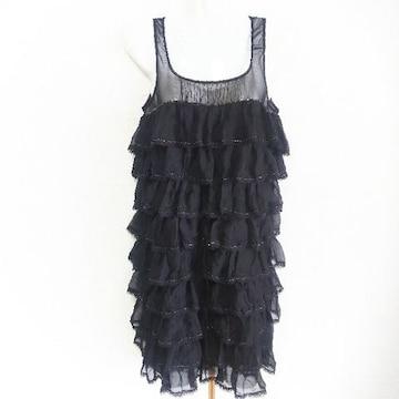 美品 ROSE BUDローズバッド ワンピース ドレス