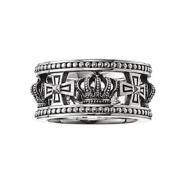 新品◆JUSTIN DAVIS◆MEDIEBAL WEDDING BAND RING◆9号◆