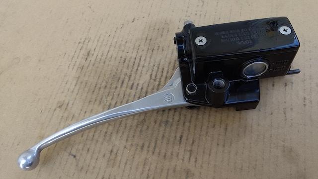 Z400FX ダブル用マスター固着無良品GS400CBX400Z550FXキャリパー ディスク < 自動車/バイク