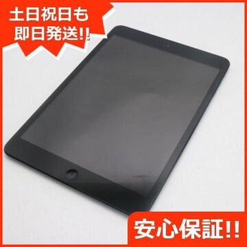 ●超美品●iPad mini Wi-Fi32GB ブラック●
