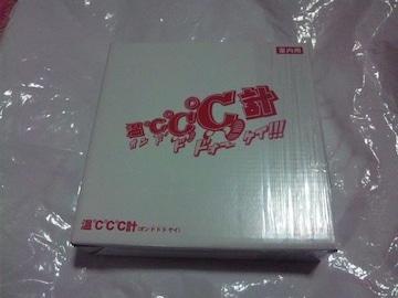 【新品】(広島カープ)温度計/湿度計 温℃℃℃計 ドドドォー